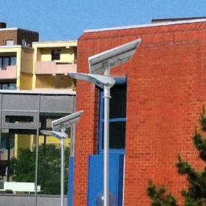 中国語は1 LEDの太陽街灯の庭の製品の屋外の照明のすべてを製造する