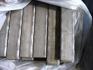 浮彫りにされた正方形の管の錬鉄の供給