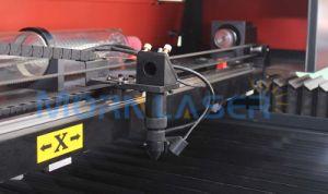 Laser-Scherblock 1325 der CO2 Laser-Stich-Ausschnitt-Maschinen-80W