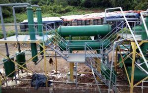 Olio della gomma alla macchina diesel di raffinamento