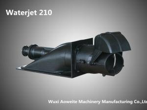 Wasserstrahlantrieb-Pumpen-Wasser-Laufwerk des Strahlen-Jt210