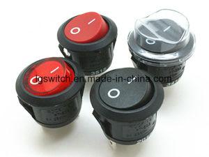 ENEC/UL/CQC Blcak 둥근 강요 커피메이커를 위한 마이크로 로커 스위치