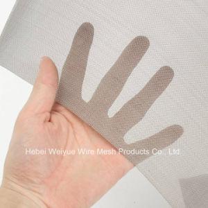 Площадь голландский проволочной сетки из нержавеющей стали фильтр тканью
