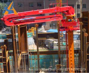 Hgy32-4m hydraulischer Selbst, der konkrete plazierende Hochkonjunktur für Verkauf klettert