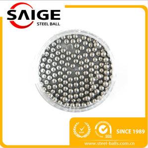 Tamanhos de Min populares 7/64 G100 a esfera de aço cromado