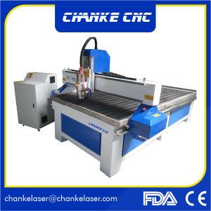 Ck1325 2 Chefes de futebol do molde da placa Engravador Madeira CNC