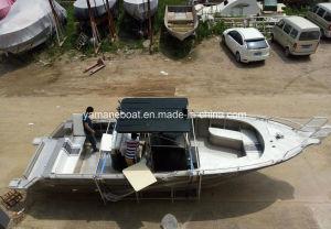 船外モーターおよびセリウムが付いている10mのCommerical強く、速いアルミニウム作業漁船