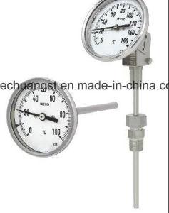 Termometri a distanza del vaso capillare del montaggio