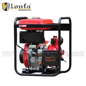 2 pouces 178f à démarrage électrique Diesel Haute Pression pompe à eau
