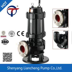 3kw 3pouce de haut de l'efficacité non colmatage de la pompe d'eaux usées