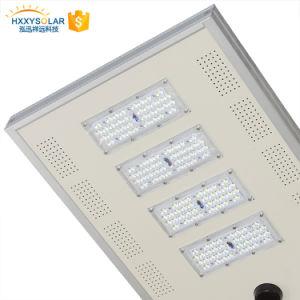 1つのLEDの太陽街灯120Wの高い発電の動きセンサーすべて