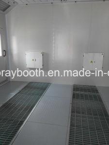 Будочка брызга ультракрасного светильника Heated, линия покрытия оборудование