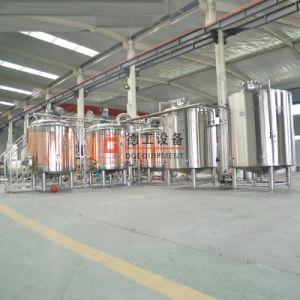 [1000ل] كهربائيّة تدفئة نحاسة مصنع جعة تجهيز مخمّر