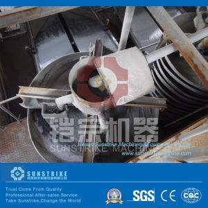 De Spiraalvormige Helling van de Machine van de Separator van de ernst in de Installatie van de Reductie