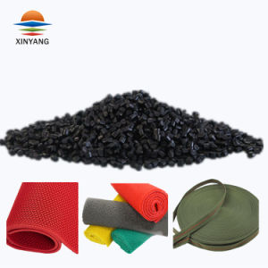 Nero di carbonio di plastica di 45% Masterbatch