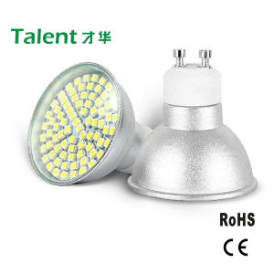 60PCS 2835SMD 3W 300lm GU10 LED Spotlight