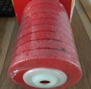 Kleine Grootte 4 Oppoetsend Stootkussen '' x12mm met Plastic Dekking
