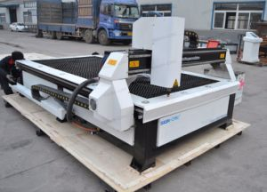 Cortador de metal de acero hierro máquina cortadora de plasma CNC