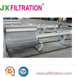 20 de Filter van de Roterende Trommel van het Roestvrij staal van het micron