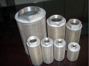 Élément de filtre en acier inoxydable, cartouche de filtre plissé