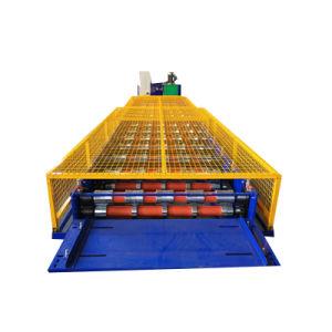 2018 La faiblesse des prix des matériaux de construction Panneau mural machine à profiler tuile de toit
