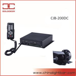 200W электронной сирены охранной сигнализации (автомобилей серии CJB-200DC)