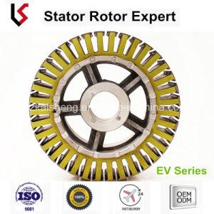 Od 148,5 Ranuras ID 100 36 30 Eje motor DC de laminado de bloqueo del rotor y estator el estator sin escobillas de conjunto de bastidor/CC para el scooter eléctrico o el vehículo eléctrico