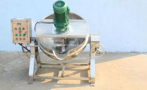 販売のための鍋を調理する混合の高く大きいステンレス鋼を傾けること