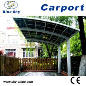 パソコンの屋根が付いている普及したアルミニウム二重駐車のCarport