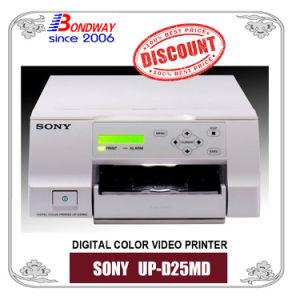 소니 디지털 영상 인쇄 기계, 도풀러 초음파 기계, up-D25MD 의 A6 열 도표 인쇄 기계를 위한 USB 연결관