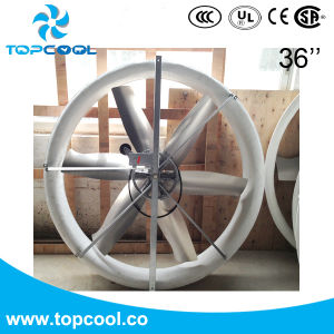 Le plus puissant du ventilateur du panneau 36 de l'équipement industriel Ventilaltion laitière du ventilateur