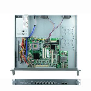 Überbrückungs-Brandschott-Gerät/Fräser Intel-B75 LGA1155 Kanäle 6 Gigabit LAN-2 SFP