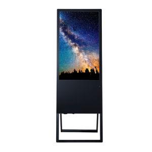 32-дюймовый SP1000cms (B) подвижной Smart баннер с Content Management System
