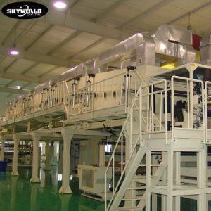 Sublimação em larga escala Industry-Specific Hot-Selling máquina de revestimento de papel