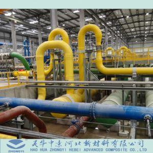 水力電気水Supplingのガラス繊維GRP FRPの管