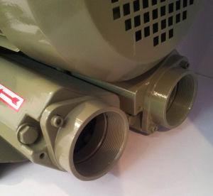 Ventilador de aire de canal lateral, ventilador de sistema de tratamiento de agua