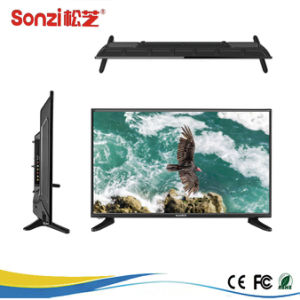 43 Inchi Smart TV LED con soporte de vidrio templado OEM ODM.
