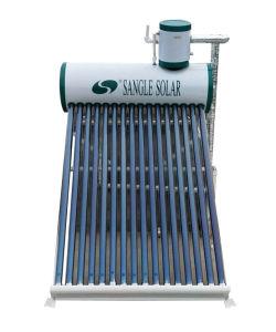 chauffe-eau solaire Non-Pressurized compact pour le ménage