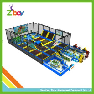 Barato Indoor Arena trampolim, Interior trampolim para venda, Interior Trampolim Park