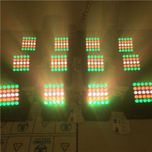 25X12W段階DJ LEDのマトリックスの移動ヘッドライト
