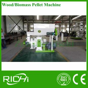 小さい生物量の販売のための木製の餌の製造工場