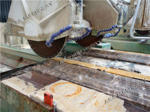 切るための石造りの端のプロフィールの打抜き機Profleの大理石か花こう岩(FX1200)を