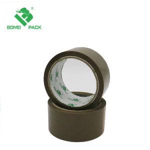 Клей-расплав OPP коричневый упаковочную ленту для картонной коробки задней полки