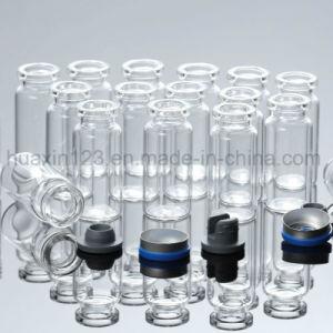 Боросиликатного стекла Flip выключения ЭБУ системы впрыска Freeze-Dried флакон (7 мл)