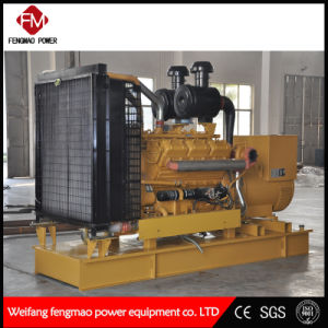 GENERATOR-Set des Diesel-700 leises automatisches Dieselkilowatt-/875kVA hergestellt in China