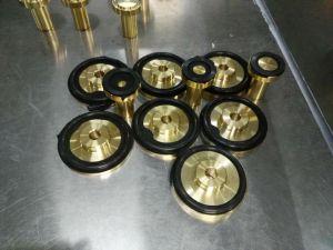 高性能のためのHNBR Aflas Ffkm AcmのOリングが付いているゴム製シール