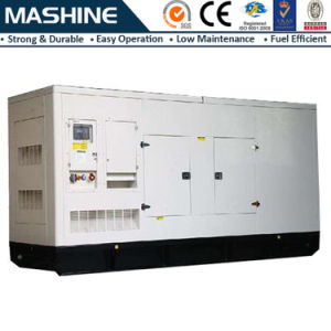 160kVA 180kVA 200kVA Cummins leiser Generator-Hersteller