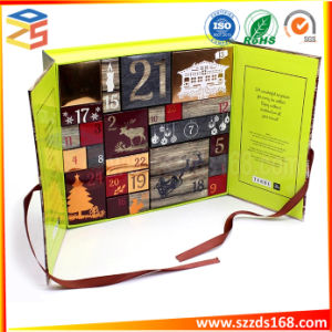 Zdsのさまざまなカスタマイズされた印刷および包装のペーパーギフト用の箱