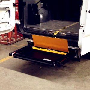 Certificación CE elevador de silla de ruedas para el pasajero discapacitado la carga de 300kg.