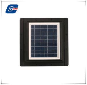 10W Солнечная панель крыши питания вентилятора чердак солнечной системы вентиляции